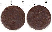 Изображение Монеты Филиппины 1 кварто 1826 Медь F
