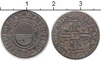 Изображение Монеты Швейцария Фрибург 7 крейцеров 1787 Серебро XF-