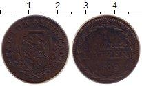 Изображение Монеты Швейцария Тургау 1 батзен 1809 Серебро VF