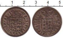 Изображение Монеты Швейцария Валле 1 батзен 1809 Серебро XF-