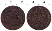 Изображение Монеты Швейцария Ньюшатель 1/2 батзена 1791 Серебро VF