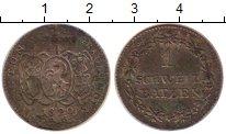 Изображение Монеты Швейцария Граубюнден 1 батзен 1826 Серебро VF