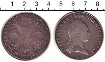 Изображение Монеты Нидерланды 1 кронталер 1794 Серебро VF
