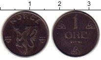 Изображение Монеты Норвегия 1 эре 1941 Железо XF