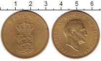 Изображение Монеты Дания Дания 1956 Латунь XF
