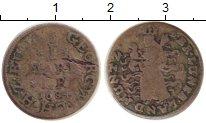 Изображение Монеты Германия Брауншвайг-Люнебург 1 марьенгрош 1684 Серебро VF