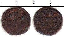Изображение Монеты Сицилия 1 грано 1687 Медь VF Карл II