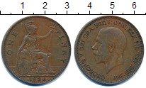 Изображение Монеты Великобритания 1 пенни 1936 Бронза XF