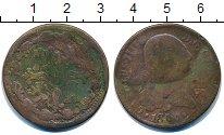 Изображение Монеты Испания 8 мараведи 1800 Медь F