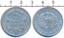 Изображение Монеты Австрия 2 шиллинга 1946 Алюминий XF