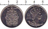 Изображение Монеты Канада 50 центов 2002 Серебро UNC
