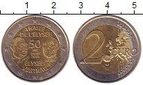 Изображение Монеты Франция 2 евро 2013 Биметалл XF
