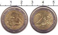 Изображение Монеты Италия 2 евро 2014 Биметалл XF