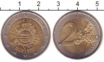 Изображение Монеты Австрия 2 евро 2012 Биметалл XF