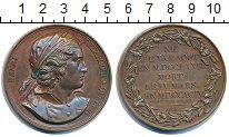 Изображение Монеты Франция Медаль 1821 Бронза UNC-