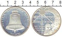 Изображение Монеты Австрия 10 экю 1994 Серебро Proof-
