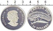 Изображение Монеты Канада 10 долларов 2012 Серебро Proof