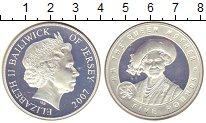 Изображение Монеты Остров Джерси 5 фунтов 2007 Серебро Proof-