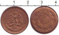 Изображение Монеты Мексика 1 сентаво 1923 Бронза XF