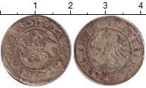 Изображение Монеты Литва 1/2 гроша 1515 Серебро VF