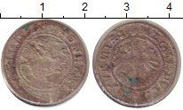 Изображение Монеты Литва 1/2 гроша 1519 Серебро VF
