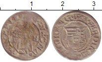 Изображение Монеты Венгрия 1 денарий 1543 Серебро XF-