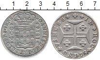 Изображение Монеты Португалия 400 рейс 1816 Серебро XF