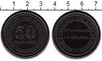Изображение Монеты Чили 50 сентаво 1914 Пластик UNC Медные рудники