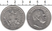 Изображение Монеты Пруссия 1 талер 1867 Серебро XF-