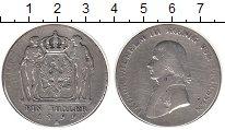 Изображение Монеты Пруссия 1 талер 1799 Серебро VF Фридрих  Вильгельм I