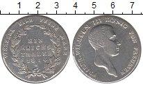 Изображение Монеты Пруссия 1 талер 1814 Серебро VF