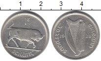 Изображение Монеты Ирландия 1 шиллинг 1928 Серебро XF