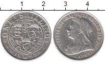 Изображение Монеты Великобритания 1 шиллинг 1898 Серебро XF+