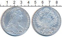 Изображение Монеты Австрия 1 талер 1780 Серебро XF