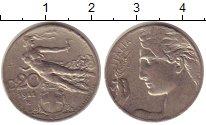 Изображение Монеты Италия 20 сентесимо 1911 Медно-никель XF