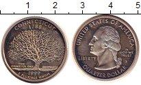 Изображение Монеты США 1/4 доллара 1999 Медно-никель Proof-