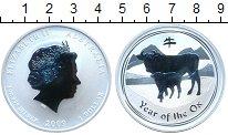 Изображение Монеты Австралия 1 доллар 2009 Серебро UNC
