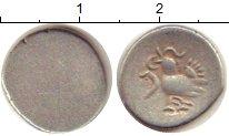 Изображение Монеты Камбоджа 1/2 фуанга 1860 Серебро