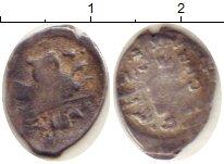 Изображение Монеты 1534 – 1584 Иван IV Грозный 1 копейка 1535 Серебро  Псков А. Княжеская