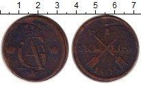 Изображение Монеты Швеция 1 скиллинг 1805 Медь