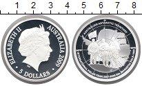 Изображение Монеты Австралия 5 долларов 2009 Серебро Proof