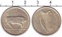 Изображение Монеты Ирландия 1 шиллинг 1928 Серебро XF+