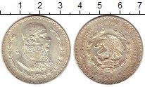 Изображение Монеты Мексика 1 песо 1963 Серебро UNC-