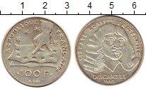 Изображение Монеты Франция 100 франков 1991 Серебро XF