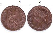 Изображение Монеты Великобритания 1 пенни 0 Бронза UNC-