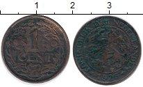 Изображение Монеты Нидерланды 1 цент 1926 Бронза VF