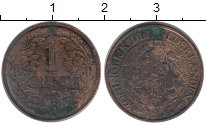 Изображение Монеты Нидерланды 1 цент 1917 Бронза VF