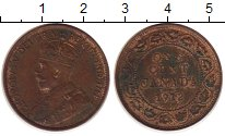 Изображение Монеты Канада 1 цент 1912 Бронза VF