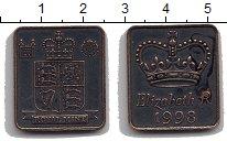 Изображение Монеты Великобритания жетон 1998 Бронза UNC