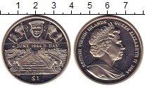 Изображение Монеты Виргинские острова 1 доллар 2004 Медно-никель UNC